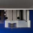 Präzisions-Portalfräsmaschine PPF 800: 2 kugelgelagerte Hochfrequenzspindeln HFS 30